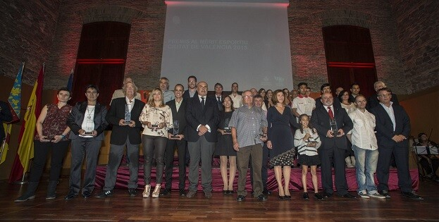 Gala de Premios Deportivos. (Imagen de archivo).