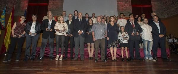 Gala de Premios Deportivos.