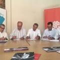 Hidraqua y sus empresas participadas amplían la colaboración con Cáritas gracias al proyecto 'Crea-T'.