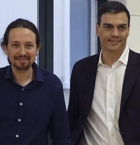 Iglesias y Sánchez.