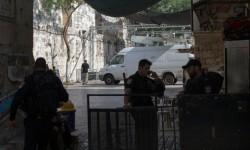 Israel retira los detectores de metal de la Explanada de las Mezquitas.