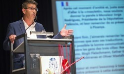Jorge Rodríguez- 'La Europa que nos une es la de la alianza entre sus pueblos, su cultura y sus tradiciones'.