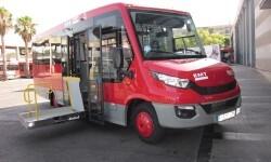L'EMT adapta la normativa de la línia 96. (Bus adaptado).