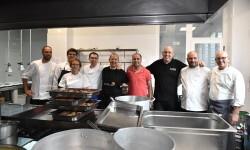 La Diputación acerca el mejor sabor del Mediterráneo a más de 200 comensales a través de '8 chefs, 8 platos