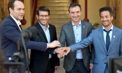 La Diputación ayudará a Riba-roja, Cheste y Loriguilla a desarrollar un área industrial conjunta con más de 15.000 empleos.