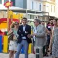 La Diputación construye el parque infantil reclamado históricamente por los vecinos y vecinas de El Perelló