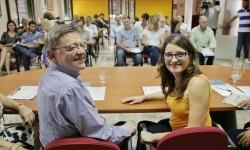 La Generalitat traslada a los alcaldes del Rincón de Ademuz su estrategia para frenar la despoblación.