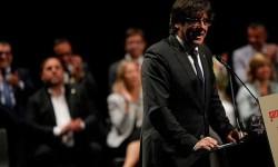La futura Ley del Referéndum de Autodeterminación de Cataluña prevé la independencia en 48 horas en caso de ganar el 'sí'.