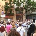 La música de Gayano Women's Band llega al Paseo Marítimo dentro del precertamen del Ciutat de València.