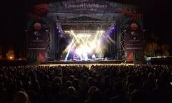 Los conciertos de Viveros cierran la edición de 2017 con más de 35.000 espectadores.