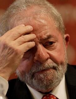 Luiz Inazio Lula da Silva.