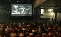 Más de 2.000 espectadores han disfrutado del cine de verano organizado por el MuVIM.
