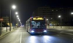 Más de 5.900 personas utilizan los autobuses nocturnos de la EMT para disfrutar de la Gran Nit de la Gran Fira de València. (Autobús nocturno). EMT