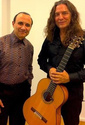 Michel Camilo y Tomatito.