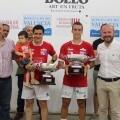 Moltó y Dorin se llevan la Copa de Raspall Diputación de Valencia.