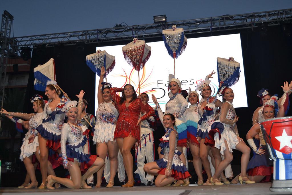 Musical Gloria en Cuba