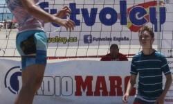 N. P. 1 - LA PLAYA SAN JUAN ALBERGA EN INICIO DEL 25º CIRCUITO FUTVOLEY ESPAÑA 2017