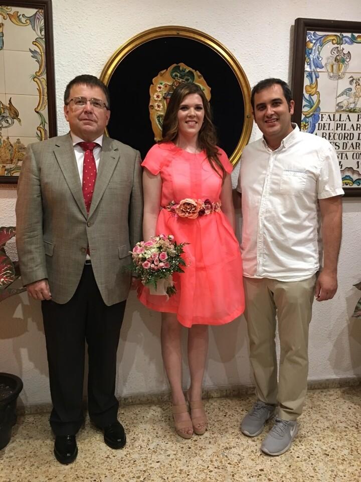 Nombramiento Falleras Mayores 2018 Falla Plaza del Pilar (3)