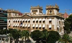 Palacio Provincial Alicante