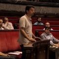 Peris deja su cargo de concejal con palabras de gratitud al trabajo de la corporación, funcionarios y sociedad civil.