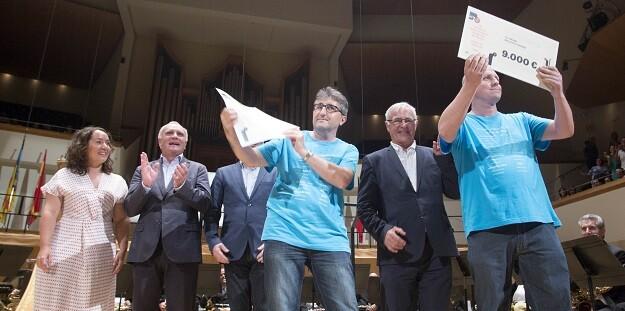 Premio Honor Alberic CIBM.