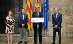 Puig considera que el informe de los expertos en financiación es un 'paso en la buena dirección'