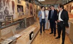 Puig garantiza a Onda el apoyo de la Generalitat para mejorar el centro histórico a través del Área de Renovación Urbana.