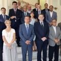 Puig insiste en la necesidad de elaborar un plan de infraestructuras a largo plazo para la Comunitat Valenciana en colaboración con el Gobierno central.