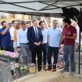 Puig insta a instituciones y asociaciones de víctimas a trabajar conjuntamente para levantar la 'hipoteca del silencio' heredada de la Guerra Civil y el franquismo.