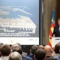 Puig urge a desarrollar las infraestructuras 'necesarias' para aprovechar el 'gran potencial' de la Comunitat Valenciana.