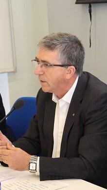 Rafa Climent, conseller de Economía Sostenible, Sectores Productivos, Comercio y Empleo.