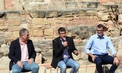 """Rodríguez-""""La consolidación de la Vuelta en Valencia es un paso más en el acercamiento a las comarcas""""."""