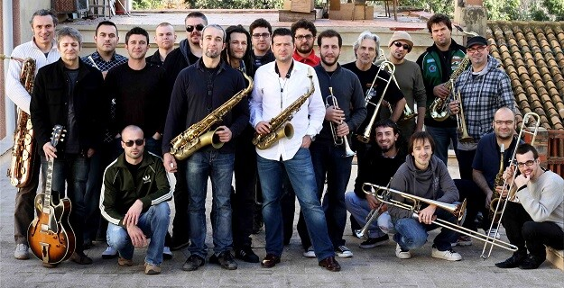 Sedajazz Big Band.