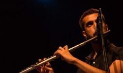 Tarquim presenta en el Palau de la Música su fusión de música tradicional valenciana con el jazz.