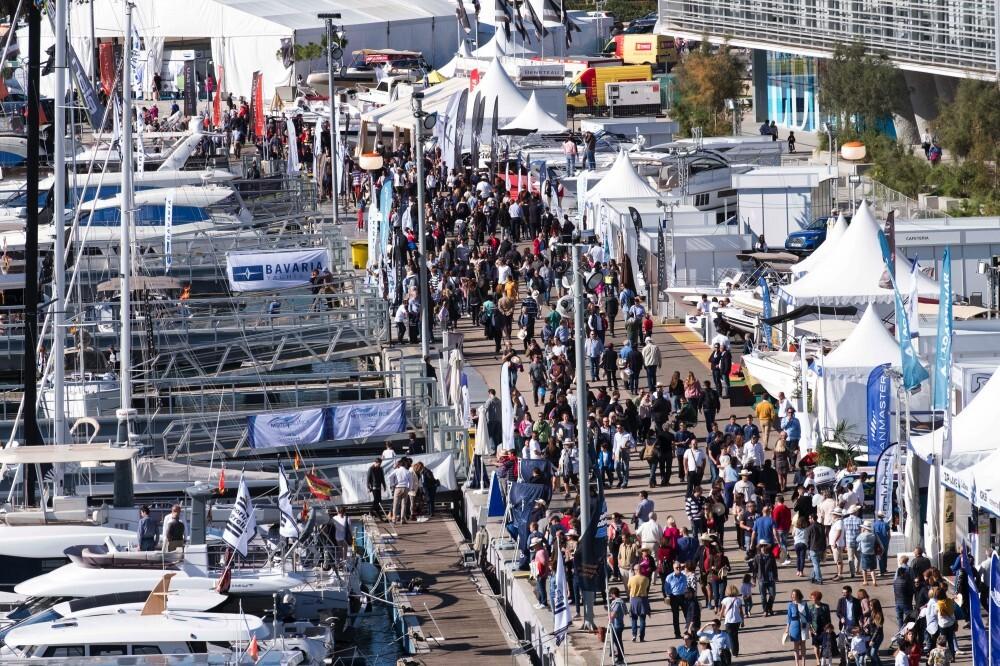 Valencia Boat Show más del 50 de expositores confirmados
