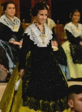dama infantil Edurne Gil