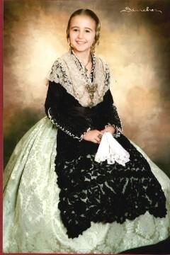 dama infantil Inés Llorens Díaz