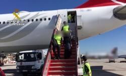 Las autoridades turcas entregan a la Guardia Civil las dos españolas integradas en Daesh que fueron detenidas en Turquía el pasado mes de diciembre