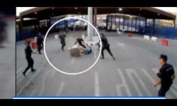 Prisión incondicional y sin fianza para el asaltante de la frontera de Melilla que terminó hiriendo a un agente