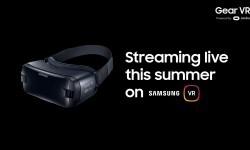 Samsung presenta VR Live Pass, la plataforma de visualización y retransmisión de eventos en realidad virtual