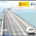 Vídeo Accidente CA-36 colisión frontolateral entre un turismo y un camión que cae al mar