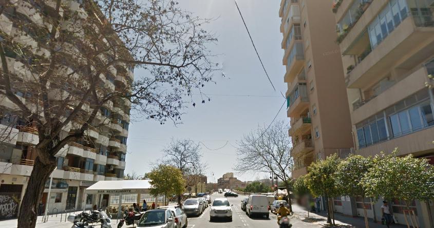 6 Calle del Dr. Olóriz Google Maps