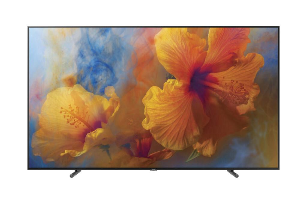 88-inch Q9 QLED TV 1