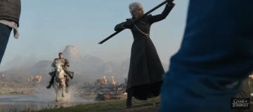 Así es como se grabó la primera gran batalla con dragones en Games of Thrones (2)