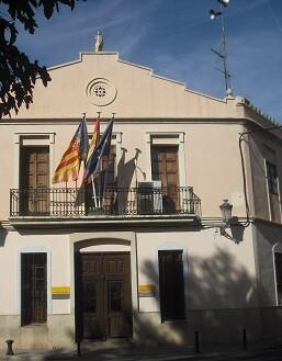 Ayuntamiento de Borbotó.