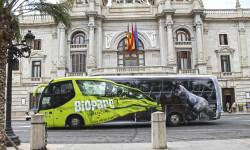 BUS BIOPARC - BIOPARContheRoad - Plaza del Ayuntamiento València