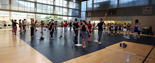 Campus danza.