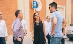 Chiva adquiere nueva maquinaria para el mantenimiento de las vías rurales a través del Plan de Caminos y Viales de la Diputación.