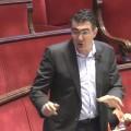 Ciudadanos exige al tripartito que garantice una Valencia sin atascos en septiembre. Narciso Estellés. (Ciudadanos).