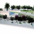 El Ayuntamiento adjudica la construcción del jardín de la ermita de Orriols.